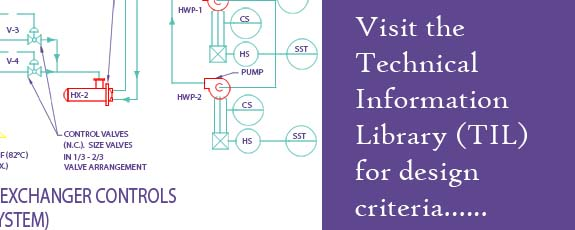 visit the Technical Information Library for design and construction standards